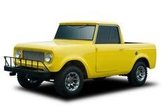 jaune de camion photos stock