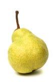 jaune de poire Images stock