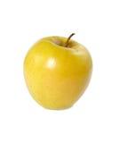 jaune de pomme Image libre de droits