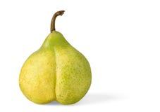 jaune sexy de poire Image libre de droits