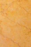 Jaunissez le marbre Photos stock