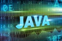 Java begrepp Royaltyfri Bild