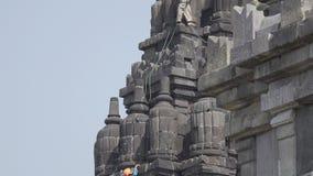 Java central, Indonesia - 15 de octubre de 2016: Candi Prambanan o Candi Rara Jonggrang es un compuesto del siglo IX del templo h