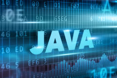 Java concept Stock Photo