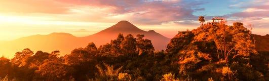 Java landscapes Stock Photos