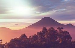 Java landscapes Stock Photo