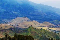 Java landskap royaltyfria bilder