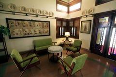 Java luxury homes Stock Photography