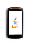Java phone Stock Images