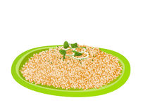 Java Rice Royalty Free Stock Photos