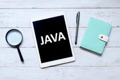 Java stock photo