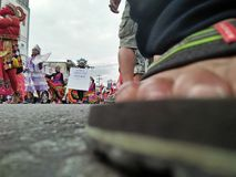 Javanese парад стоковое изображение