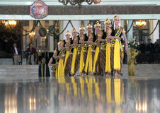 JAVANESE CLASSIC DANCE Stock Images