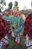 Javanese clothes Royalty Free Stock Photography