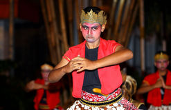 Javanese cultural performances Royalty Free Stock Image