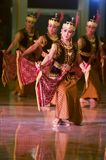 JAVANESE DANCERS Royalty Free Stock Photography
