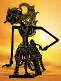 Javanese marionet Royalty-vrije Stock Afbeelding