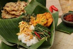 Javanese-Reis Lizenzfreies Stockfoto