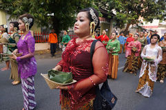 Javanese ritual ceremony Stock Photo