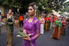 Javanese ritual ceremony Royalty Free Stock Photos