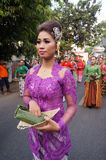 Javanese ritual ceremony Royalty Free Stock Photography