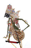 Javanese Shadow Puppet, Batara Indra Stock Photography