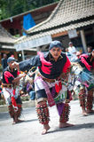 Javanese traditional dancers, Indonesia Royalty Free Stock Image