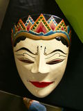 Javanese Traditional Mask Royalty Free Stock Photo