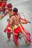 Javanese traditionele dansers, Indonesië Royalty-vrije Stock Afbeeldingen