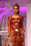 Javanese wedding clothes Stock Images