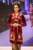 Javanese wedding clothes Royalty Free Stock Photo