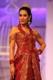 Javanese wedding clothes Stock Photo