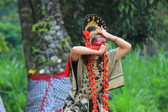 JavaneseCirebon dans Arkivfoto