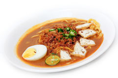 Javanesenudeln Lizenzfreies Stockfoto