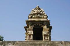 JAVARI TEMPLE, Shikara - Top View, Eastern Group, Khajuraho, Madhya Pradesh, UNESCO World Heritage Site stock photos