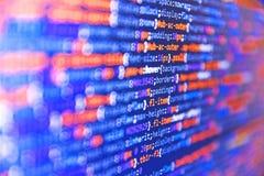Javascript functions, variables, objects. Python programming developer code. Programming of Internet website. Database bits access
