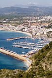 Javea,  Alicante province, Spain Stock Images