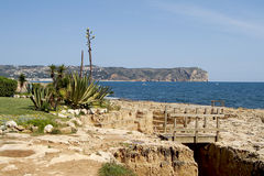 Javea -  Alicante province- Spain Stock Images