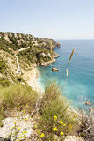 Javea -  Alicante province- Spain Stock Photo