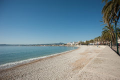 Javea bay Royalty Free Stock Photo