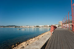 Javea bay Royalty Free Stock Images