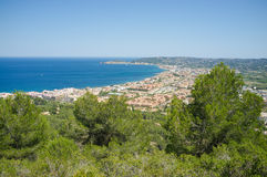 Javea bay Stock Images