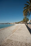 Javea beach Royalty Free Stock Images