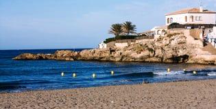 Javea beach Stock Photos