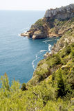 Javea, Costa Blanca. Alicante, Spain Stock Image