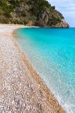 Javea La Granadella beach in Xabia Alicante Spain Royalty Free Stock Photo