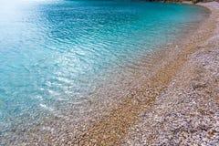 Javea La Granadella beach in Xabia Alicante Spain Stock Photography