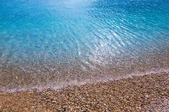 Javea La Granadella beach in Xabia Alicante Spain Stock Photo