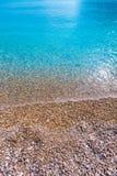 Javea La Granadella beach in Xabia Alicante Spain Royalty Free Stock Image