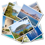 Javea Mediterranean city of Alicante Province. Spain Royalty Free Stock Photography